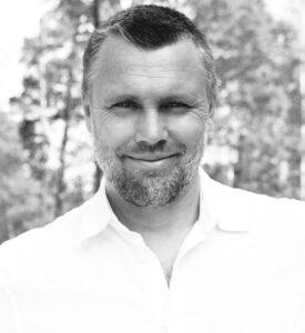 Porträttbild av Dan Andersson, GIH. Foto.